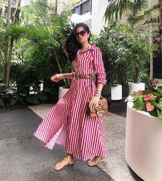 "26.2 mil curtidas, 153 comentários - I S A B E L E T E M O T E O (@isabeletemoteo) no Instagram: ""De hoje: @anemess ❤ #lookdaisa #isaemmiami #topsinmiami  @agraciosafortaleza"" Moda Outfits, Chic Outfits, Dress Outfits, Casual Dresses, Fashion Dresses, Summer Dresses, Kurta Designs, Blouse Designs, Ikkat Dresses"
