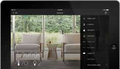 Savant Home Automation Control System   Luxury Home Automation