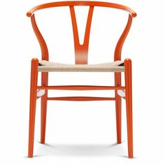 Wegner CH24 Wishbone Chair - Featured