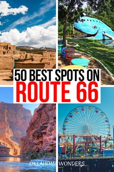 Route 66 Oklahoma, Route 66 Road Trip, Travel Route, Road Trip Hacks, Road Trip Usa, Places To Travel, Travel Destinations, Plan A Road Trip, New Mexico Road Trip
