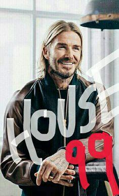 Beckham Hair, Haircuts, Hairstyles, Men Stuff, David Beckham, Role Models, Gentleman, Eye Candy, Men's Fashion