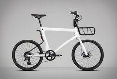 Volta Electric Bicycle   Image