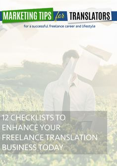 12 checklists for your translation business