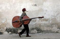 キューバの街角(キューバ・ハバナ)