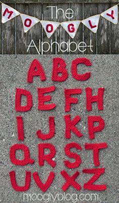 Pinspiratie - letters, cijfers en leestekens