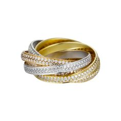 Two for Trinity ring