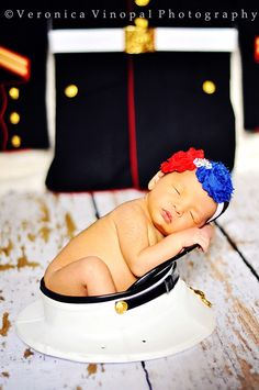A Military Story: {Baby} Natalie