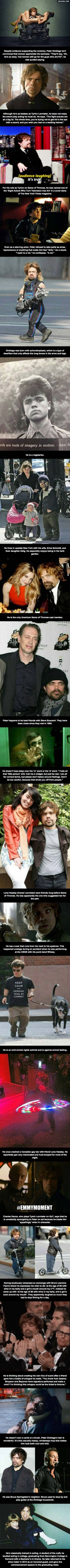 Ladies And Gentlemen, The Story Of Peter Dinklage!