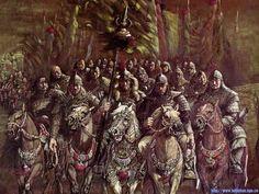 Mongol Knight 102