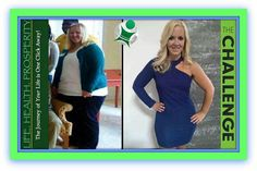 What an AMAZING transformation!! Layklyn lost over half of her body weight on the Body by Vi Challenge by setting a goal, 90 Days at a time!  Are you ready for a Change? www.inspiringlives.bodybyvi.com