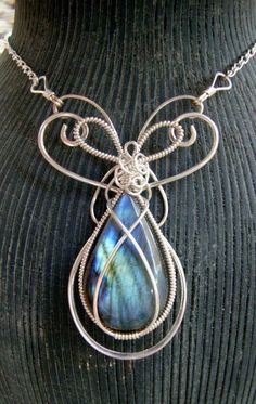 Winding Necklace. Craft ideas 5861 - LC.Pandahall.com