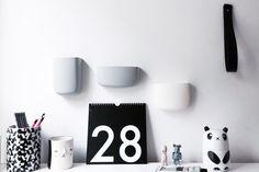 【楽天市場】Nor-Folk 壁掛け 日めくりカレンダー Perpetual Type【イギリス ウォールデコレーション モノトーン】:CHLOROS (クロロス)