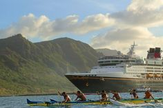Spectacular Kaua'i Adventures on a Disney Cruise to Hawaii - wow this sounds soooo nice!!!