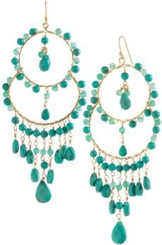 turquoise + jade