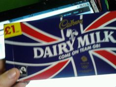 """Thanks to MI Chelle on Facebook for this one.. already have a version of it from my local Sainsbury, but this is from another part of town! @Jock_Abroad on Twitter asked me where it was manufactured, alerting me to yet another angle: where are all the #unnecessaryunionjacks made? Are they all """"patriotic"""" enough to use UK manufacturers?"""