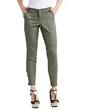 Carpenter Cropped Skinny Jeans Cropped Skinny Jeans, Fall Trends, Carpenter, Khaki Pants, Fashion, Moda, Khakis, Fashion Styles, Fashion Illustrations
