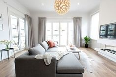 Introducing The Block NZ couples + living room reveal Living Room Decor Nz, Living Area, Home Decor, Cozy Living, Living Rooms, The Block Nz, Lounge Curtains, Cosy House, House 2