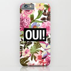 Buy OUI iPhone & iPod Case by Text Guy. Worldwide shipping available at Society6.com. Just one of millions of high quality products available.