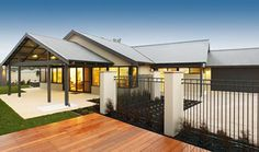 WA Country Builders Pty. Ltd. Home Designs: The Coastal View. Visit www.localbuilders.com.au/home_builders_western_australia.htm to find your ideal home design in Western Australia