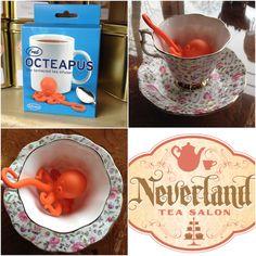 Everyone needs an Octeapus tea infuser, right?!