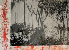 acrílica sobre papel - 2013 - 50X67cm