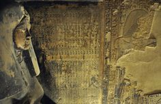 New Kingdom, Dynasty 18 (c. 1360 BCE). From the tomb of Khaemhat (TT 57) in Western Thebes. (c) V. Solkin