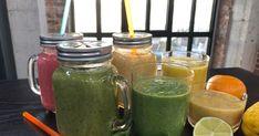 Grønsaker, frukt eller bær. Prøv deg frem med ingredienser du har tilgjengelig og start dagen med en næringsrik smoothie!