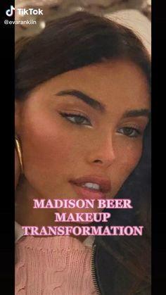 Makeup Tutorial Eyeliner, Makeup Looks Tutorial, Makeup Tutorial Videos, Cute Makeup, Makeup Art, Casual Makeup, Simple Makeup, Natural Everyday Makeup, Natural Dewy Makeup