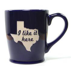 Texas State Mug!