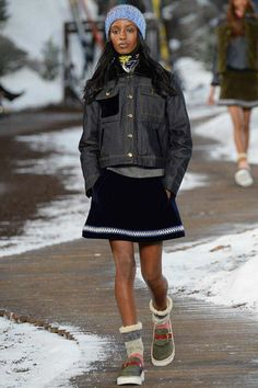 Tommy Hilfiger Fall 2014 RTW - Review - Fashion Week - Runway, Fashion Shows and Collections - Vogue