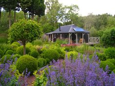 Plas Bach - Hay-on-Wye. A fully-equipped eco cabin with magazine-worthy box garden and delicious local welcome basket.