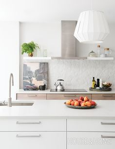 We reveal the 2015 IKEA Kitchen Contest Makeover winners' new space!   Photo: Alex Lukey Design: Sarah Hartill