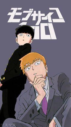 Mob Psycho 100 ~ Korigengi | Wallpaper Anime