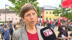 Für ein soziales Europa: SPÖ-Maiaufmarsch in Naarn   Mehr unter >>> http://a24.me/1jzk2vw