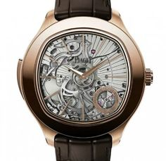 Piaget Emperador Coussin Ultra-Thin Minute Repeater