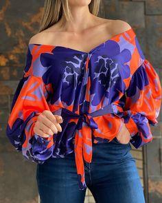 Yolo, Chic Type, Trend Fashion, Women's Fashion, Mode Top, Blouse Online, Shirts Online, Plus Size Jeans, Blouse Styles