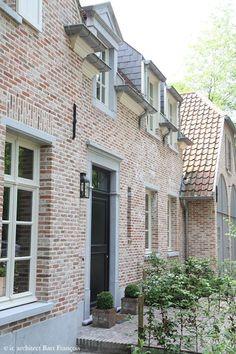 Architectenbureau Bart François - Project Daknam - Hoog ■ Exclusieve woon- en tuin inspiratie.
