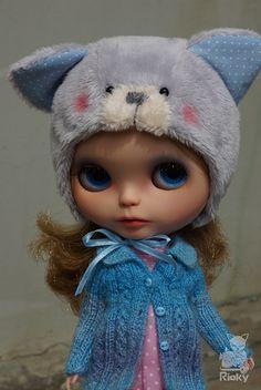 Blythe hat | von Rioky