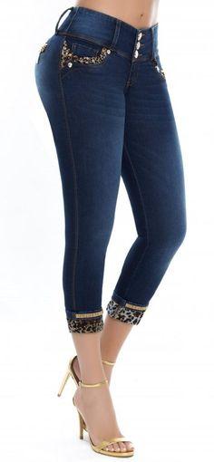 Jeans levanta cola LUJURIA 78835