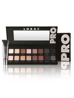 LORAC PRO PALETTE  FEATURED IN: Bombshell Makeup Tutorial ♡ FEATURED IN: Best of Beauty 2013 ♡