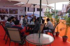 Everest Engineering Equipment Pvt Ltd at Bauma India 2014. Retained customers are always our strength.
