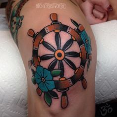 """Ships wheel  @whitneytakesphotos"