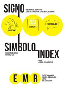Signo, símbolo, index...