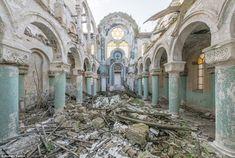 Deze man fotografeerde verlaten plekken in Europa en het is prachtig   ELLE Decoration NL