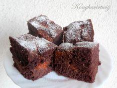 Konyhavirtuóz: Kefíres-kakaós sütemény Kefir, Cake, Desserts, Food, Tailgate Desserts, Deserts, Kuchen, Essen, Postres