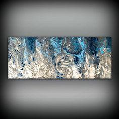 Se trata de una impresión de GICLEE FINE ART PRT #1129 Título: Noches de verano Tonos de azul, blanco y gris Cada pieza está firmada y fechada por el artista El menú en la parte superior izquierda de la lista desplegable muestra una variedad de tamaños y materiales disponibles. Usted puede elegir papel, lona o tela metálica. Esta impresión es hecha a pedido y puede venir en varios tamaños que no figuran. Si desea un tamaño personalizado no dude convo y podemos darle un presupuesto y c...