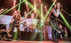 Fotografías oficiales del paso de Nightwish por Madrid en 2016