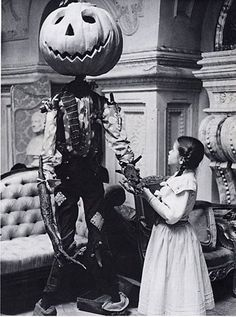 "This is a creepy movie! I knew I saw this movie when I was little, I kept thinking I dreamed it! ""Return to Oz"""