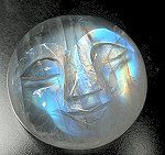 One of my fave gemstones, especially with the carving..