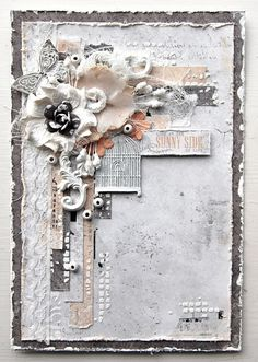 Inspirational project for the January Mood Board. Ingrid Gooyer